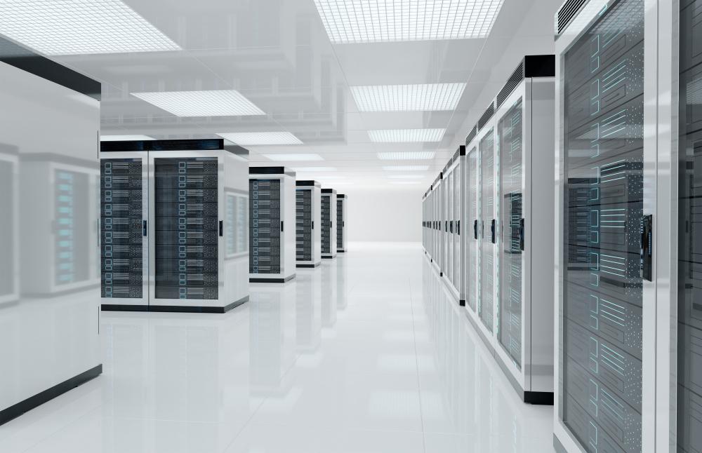 ระบบปรับอากาศห้อง server